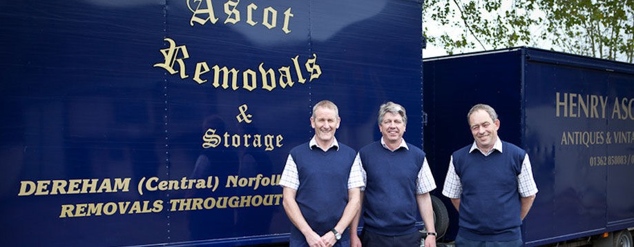 Part of the Ascot Team